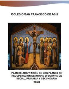 Plan de Adaptación 2020 (30 de abril 2020)