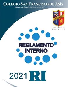 Reglamento Interno (Actualizado marzo 2021)